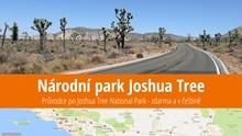 Národní park Joshua Tree: Informace, fotky, rady atipy pro návštěvníky