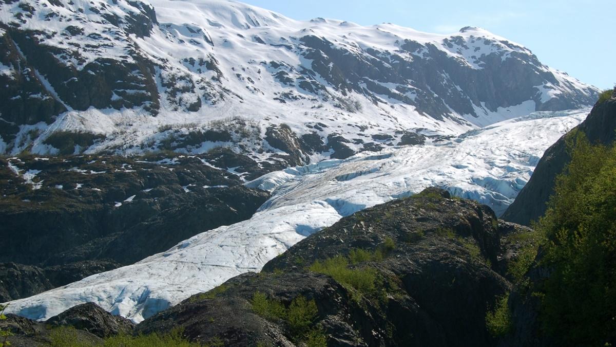Národní park Kenai Fjords u města Seward na Aljašce | © Brian