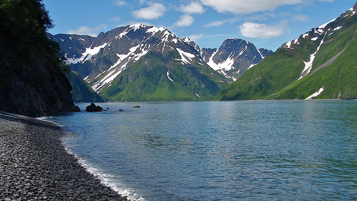 nejoblíbenější seznamka na Aljašce