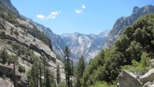 Národní park Kings Canyon: Informace, fotky, rady atipy pro návštěvníky
