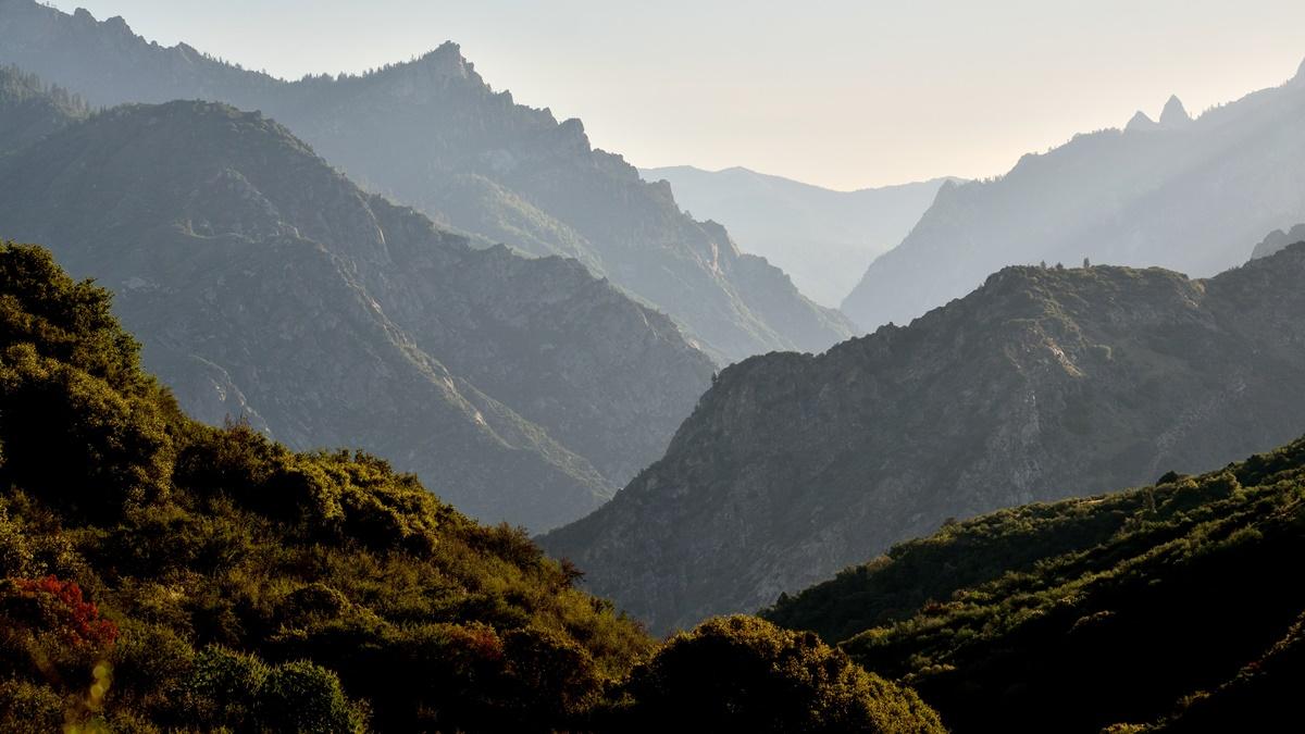 Middle Fork, národní park Kings Canyon | © Tom Hilton