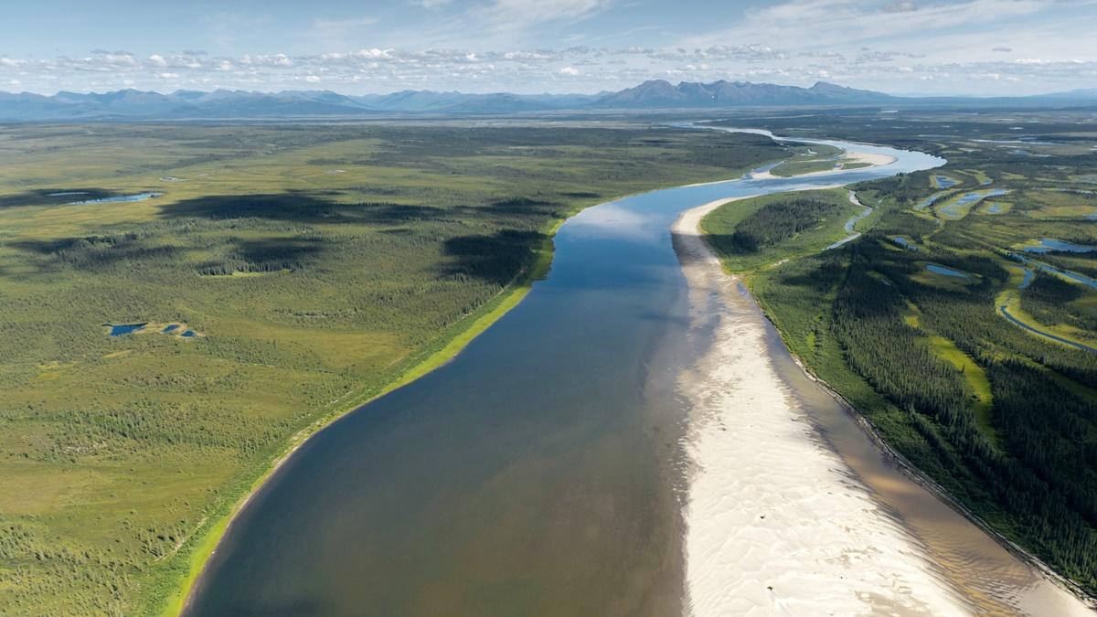 Řeka Kobuk v národním parku Kobuk Valley | © National Park Service, Alaska Region