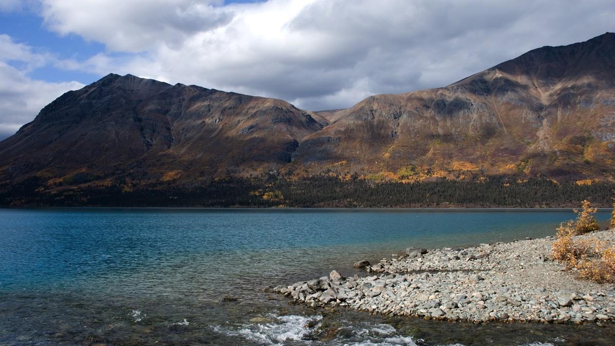 Národní park Lake Clark | © Caitlin Marr