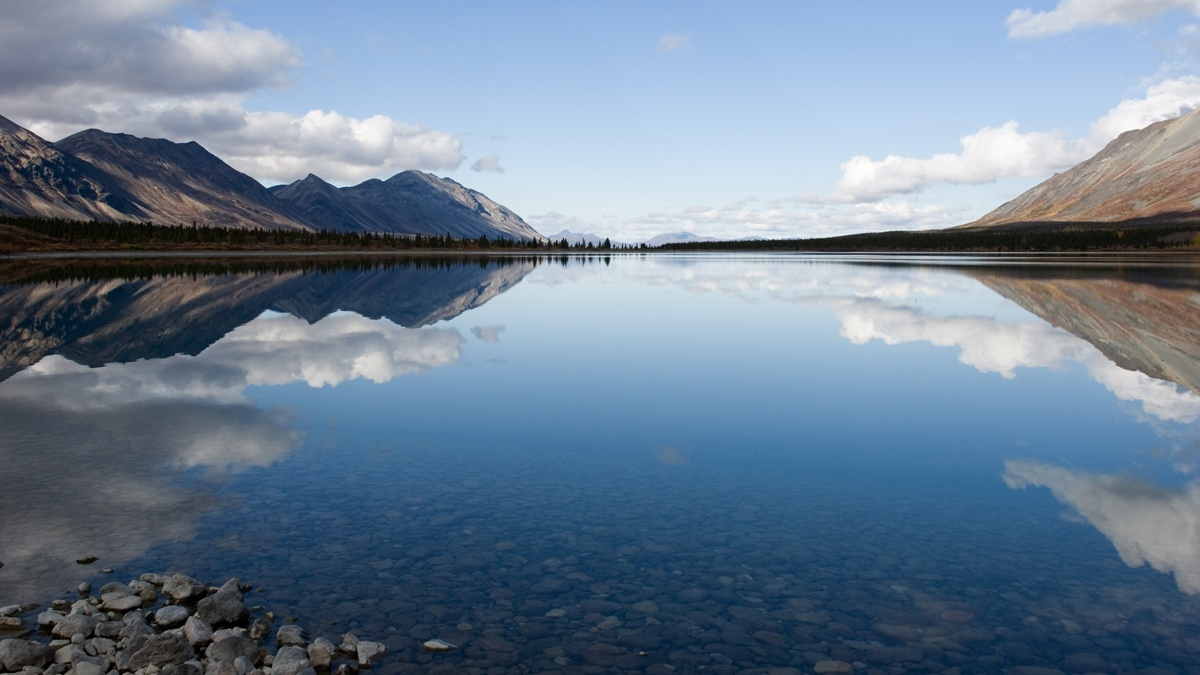 Lake Clark National Park | © Caitlin Marr