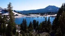 Národní park Lassen Volcanic: Informace, fotky, rady atipy pro návštěvníky