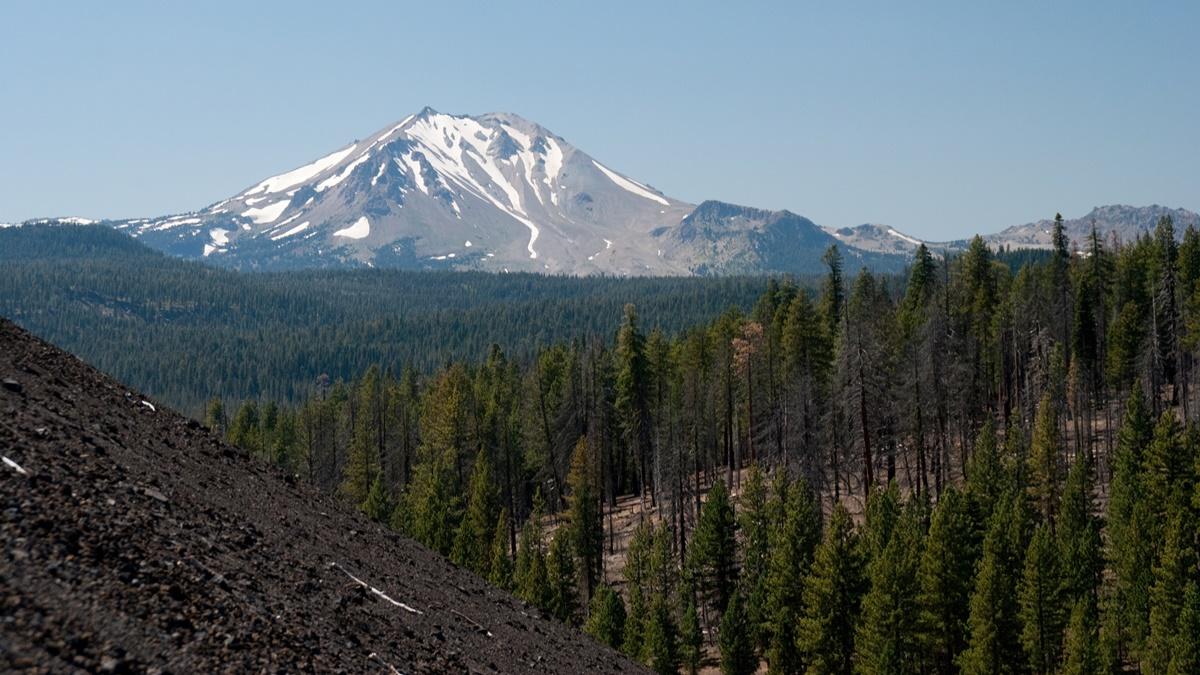 Lassen Volcanic National Park | © jankgo