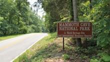 Národní park Mamutí jeskyně (Mammoth Cave): Informace, fotky, rady atipy pro návštěvníky