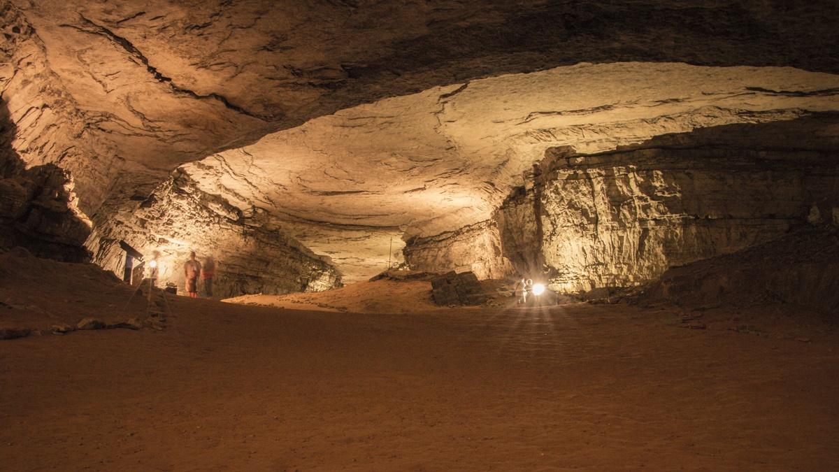 Národní park Mamutí jeskyně | © AllieKF