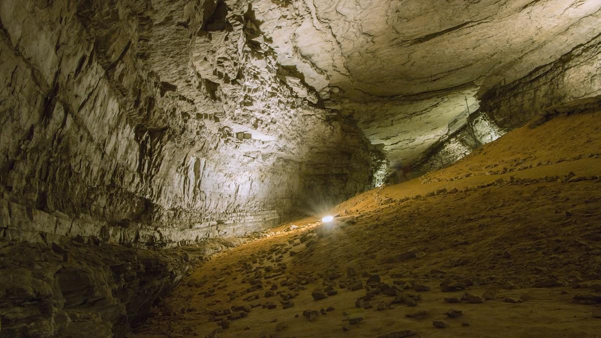 Národní park Mammoth Cave | © AllieKF