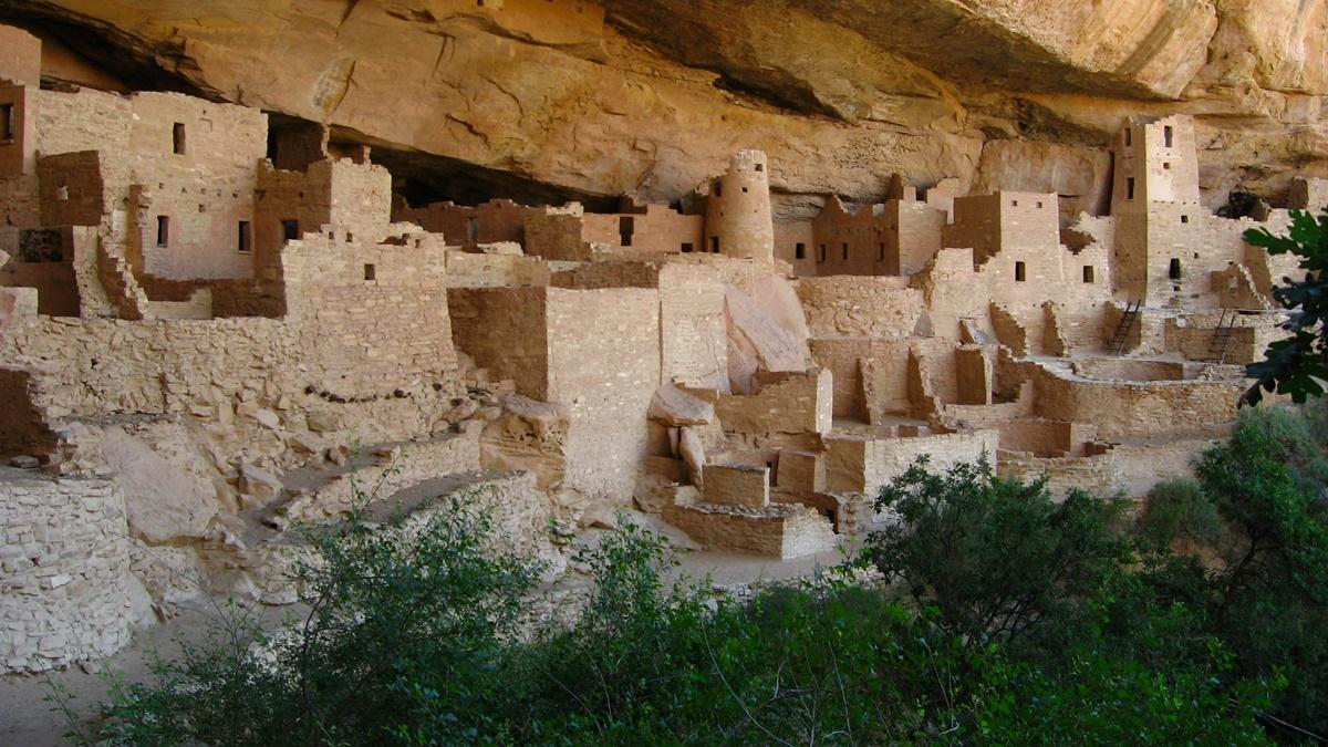 Cliff Palace, Národní park Mesa Verde | © Ken Lund