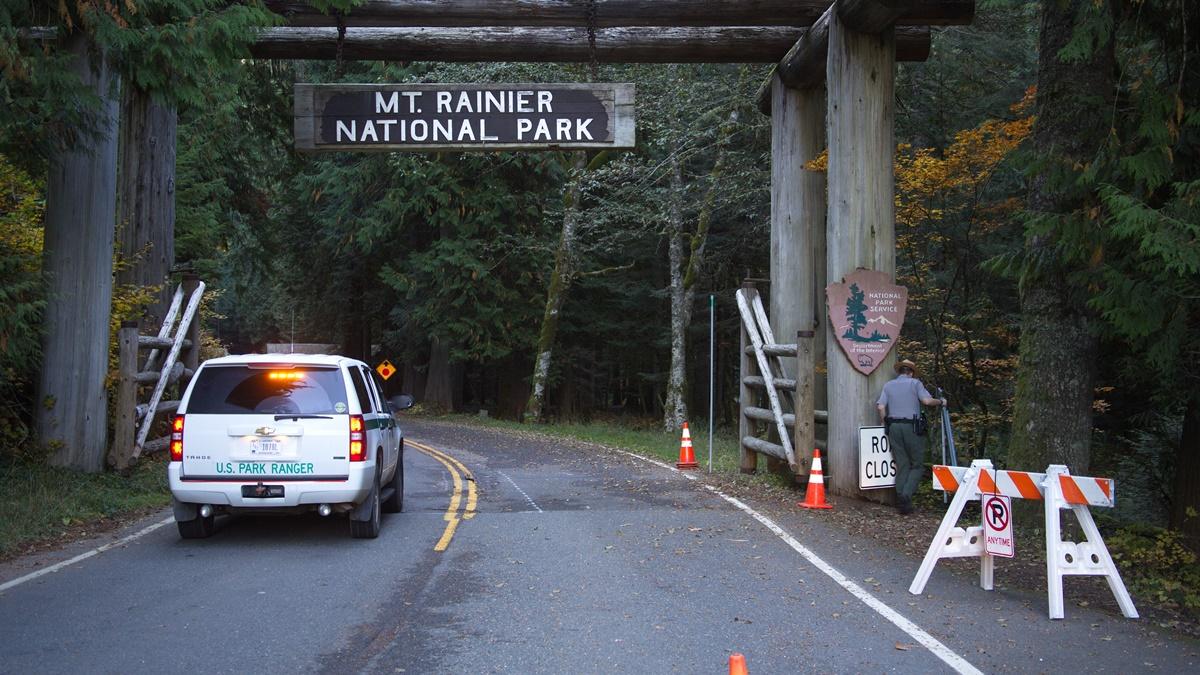 Národní park Mount Rainier | © Mount Rainier National Park