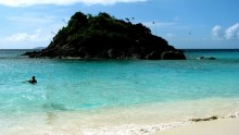 Národní park Panenské ostrovy (Virgin Islands): Informace, fotky, rady atipy pro návštěvníky