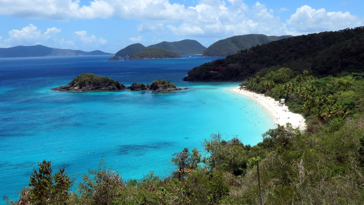 U. S. Virgin Islands National Park | © Jason Crotty
