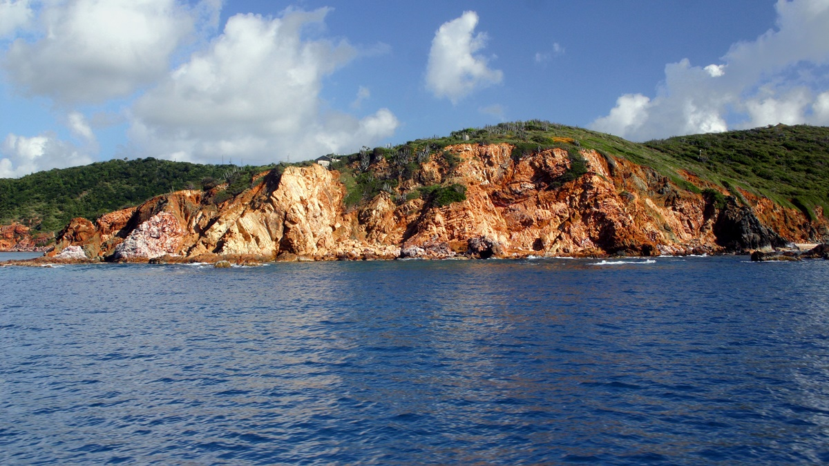 Národní park Virgin Islands | © mark byzewski