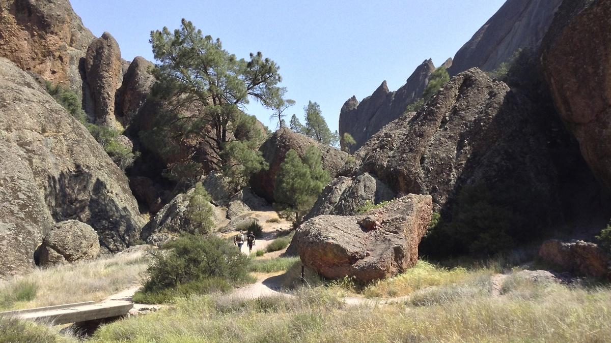 Balconies Caves Trail, Národní park Pinnacles | © docentjoyce