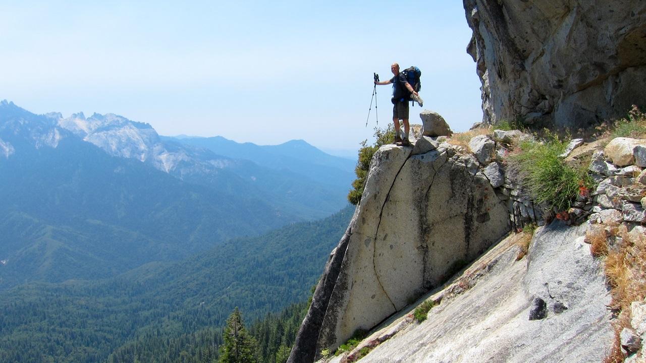 High Sierra Trail | © Miguel Vieira