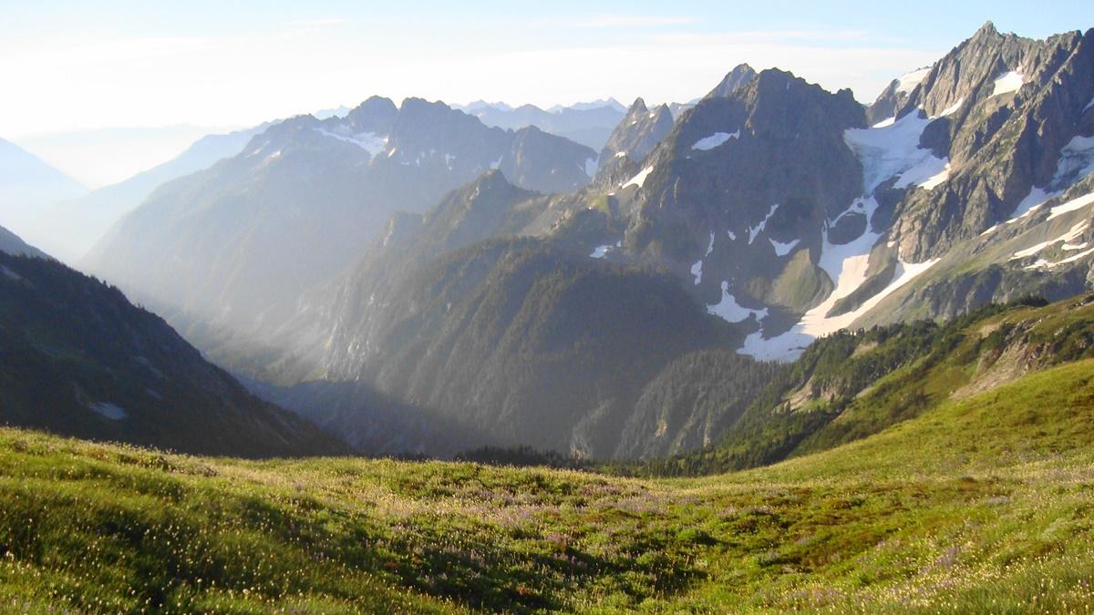 Stehekin Valley, Národní park North Cascades   © samara_breeze