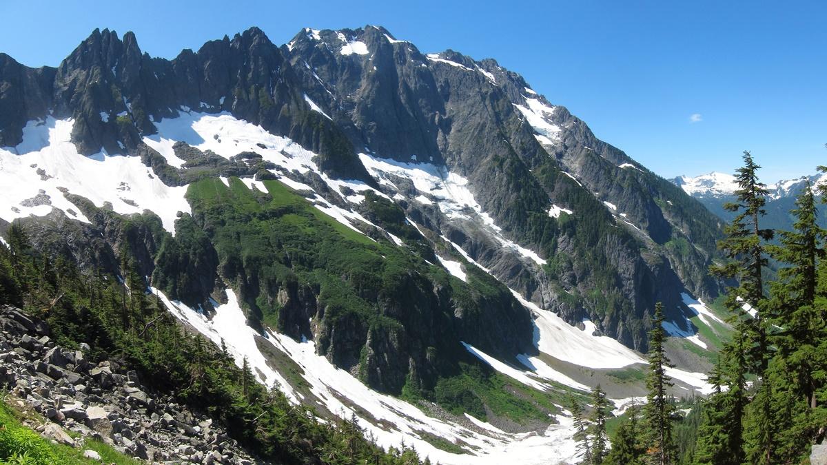 Národní park North Cascades | © Miguel Vieira