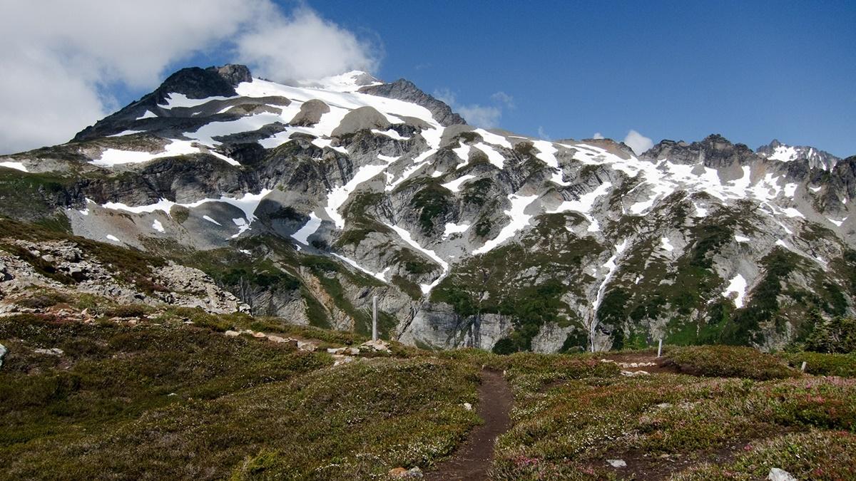 Sahale Peak, Národní park North Cascades   © Curt Smith