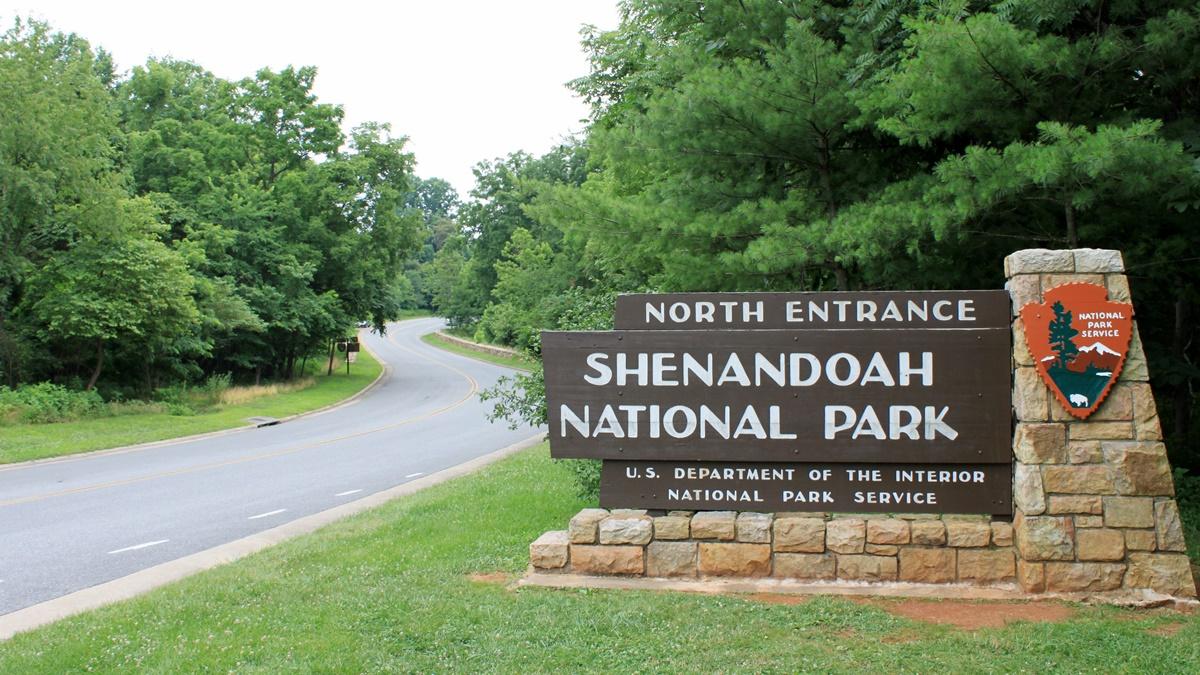 Národní park Shenandoah ve Virginii | © daveynin