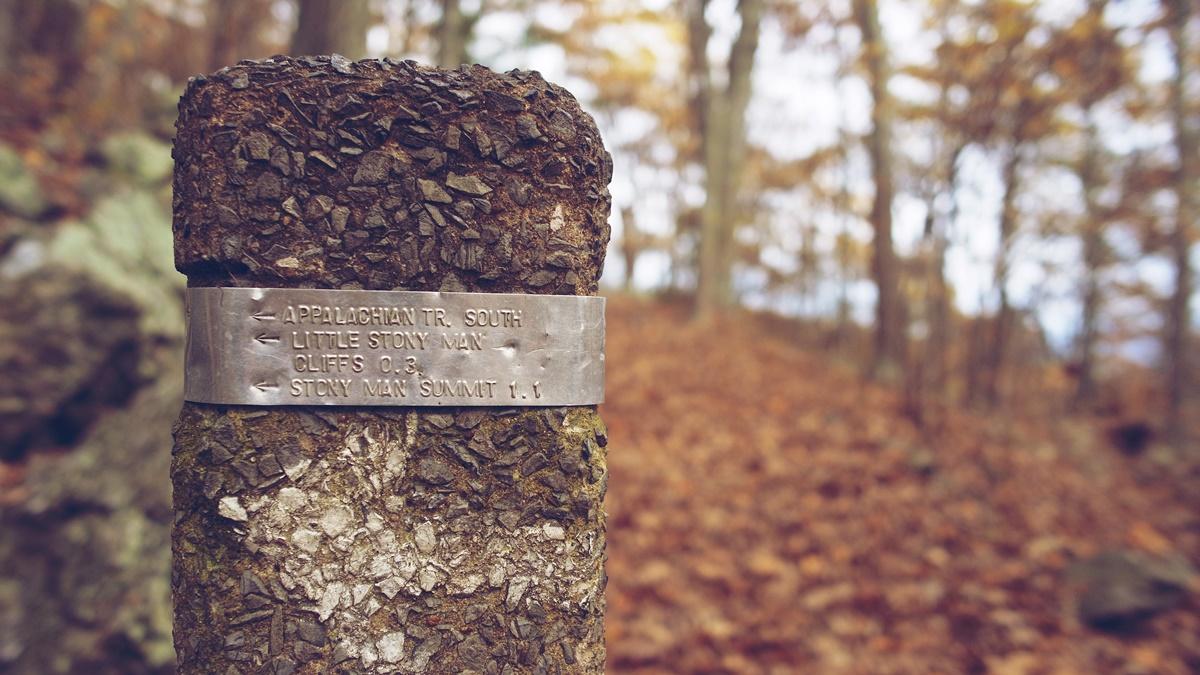 Appalačská stezka - Appalachian Trail | © Yuefeng D