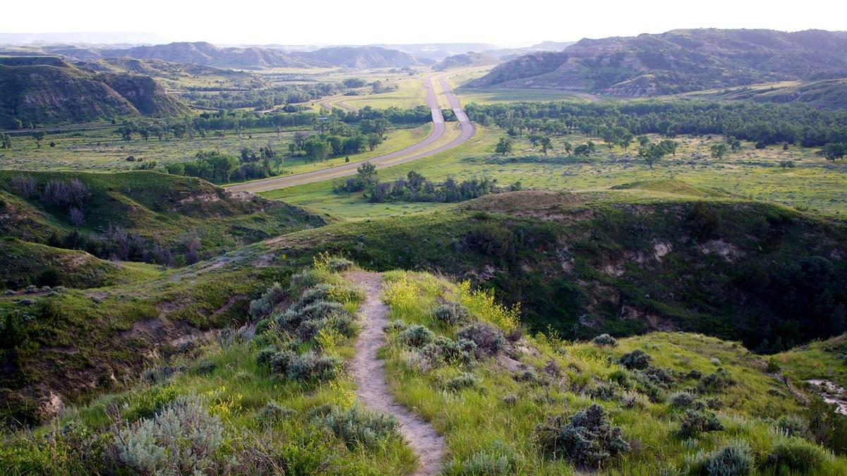 Národní park Theodora Roosevelta | © Nic McPhee