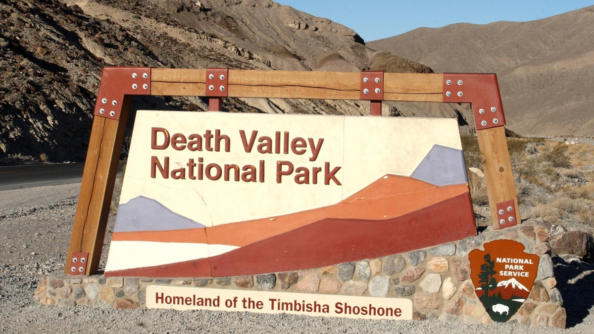 Death Valley National Park | © Alaskan Dude