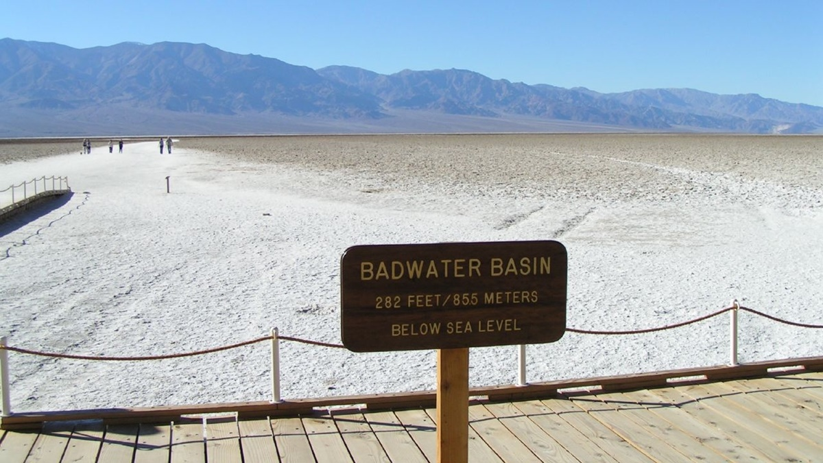 Badwater Basin | © dnhoshor