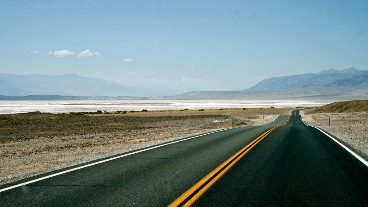 Národní park Death Valley | © ejharaldseid