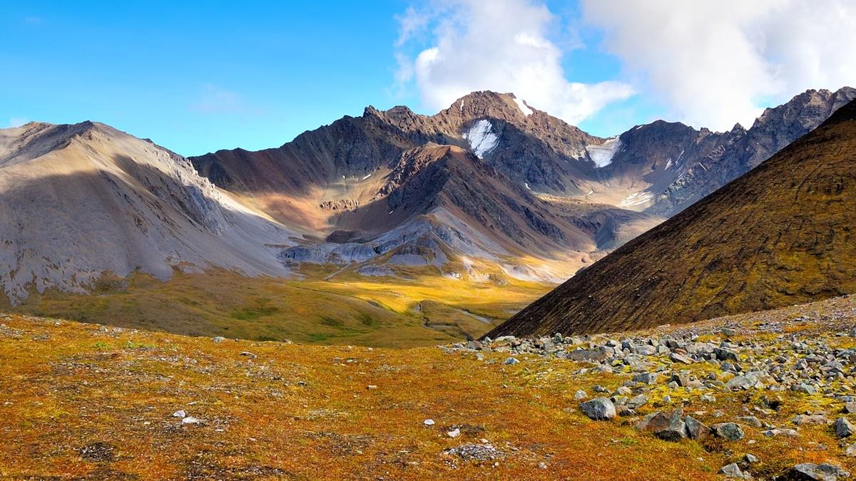 Národní park Wrangell - St. Elias | © Wrangell-St. Elias National Park & Preserve