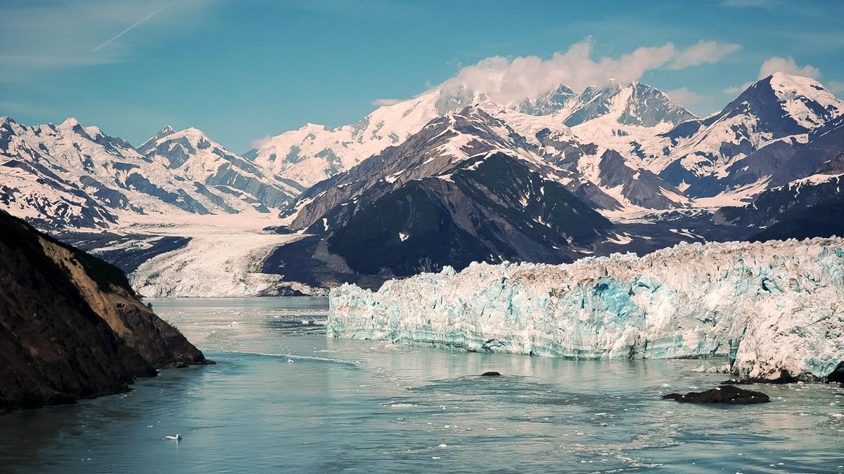 Hubbbard Glacier, Národní park Wrangell - St. Elias | © Wrangell-St. Elias National Park & Preserve