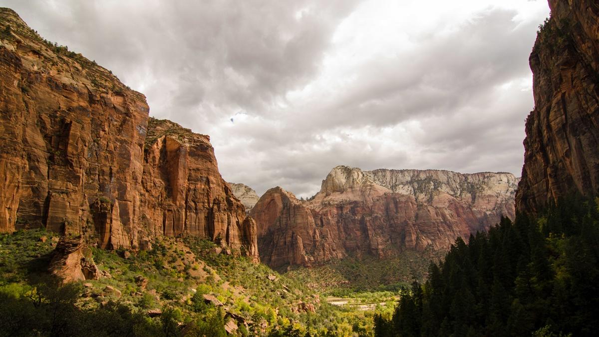 Národní park Zion   © Bryan Chan