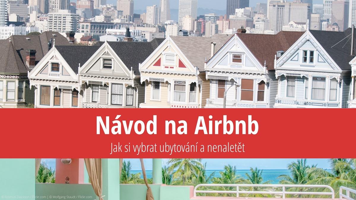 Airbnb - ubytování v soukromí