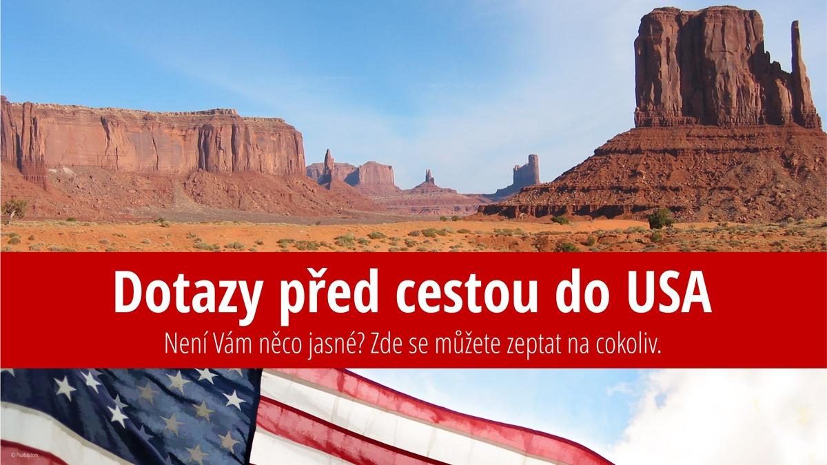 Dotazy USA | © Pinchof 2.0