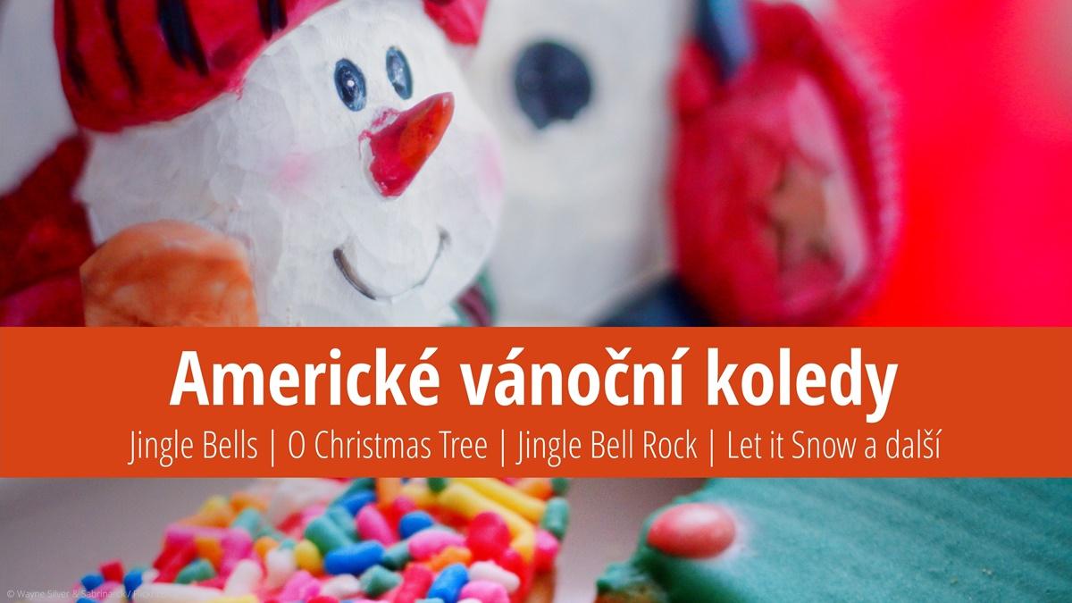 Vánoční koledy | © Wayne Silver & Sabrinarck / Flickr.com