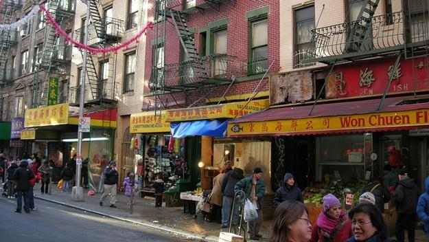 New York podle národností - kde koho potkáme? | @l+q