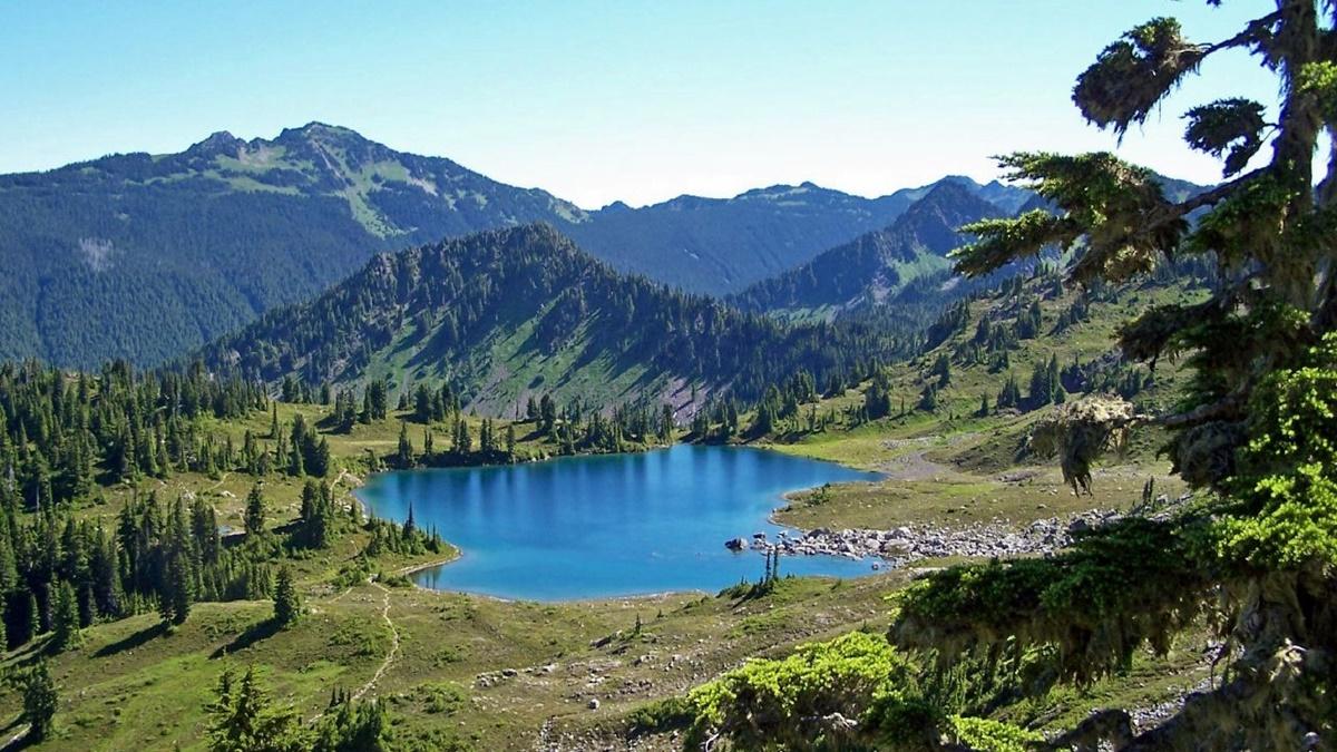 Seven Lakes Basin | © ((brian))