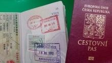 Potřebuji přicestě do USA biometrický pas sotisky prstů?