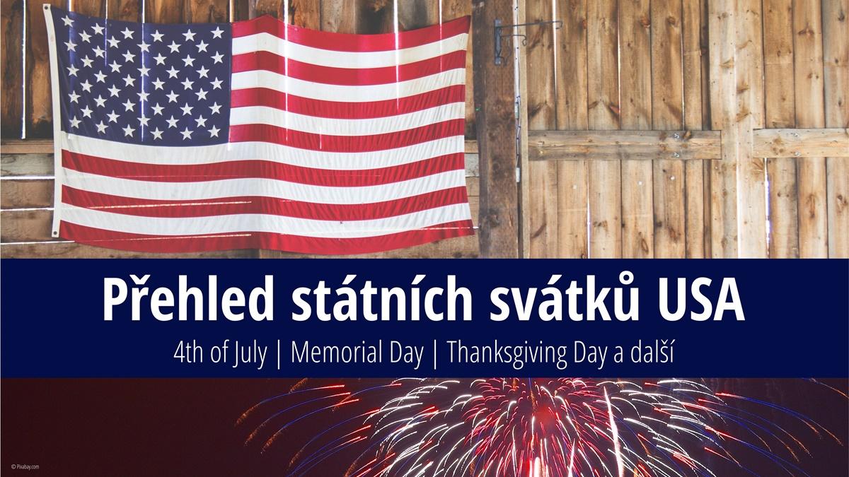 Státní svátky USA | © jnn1776