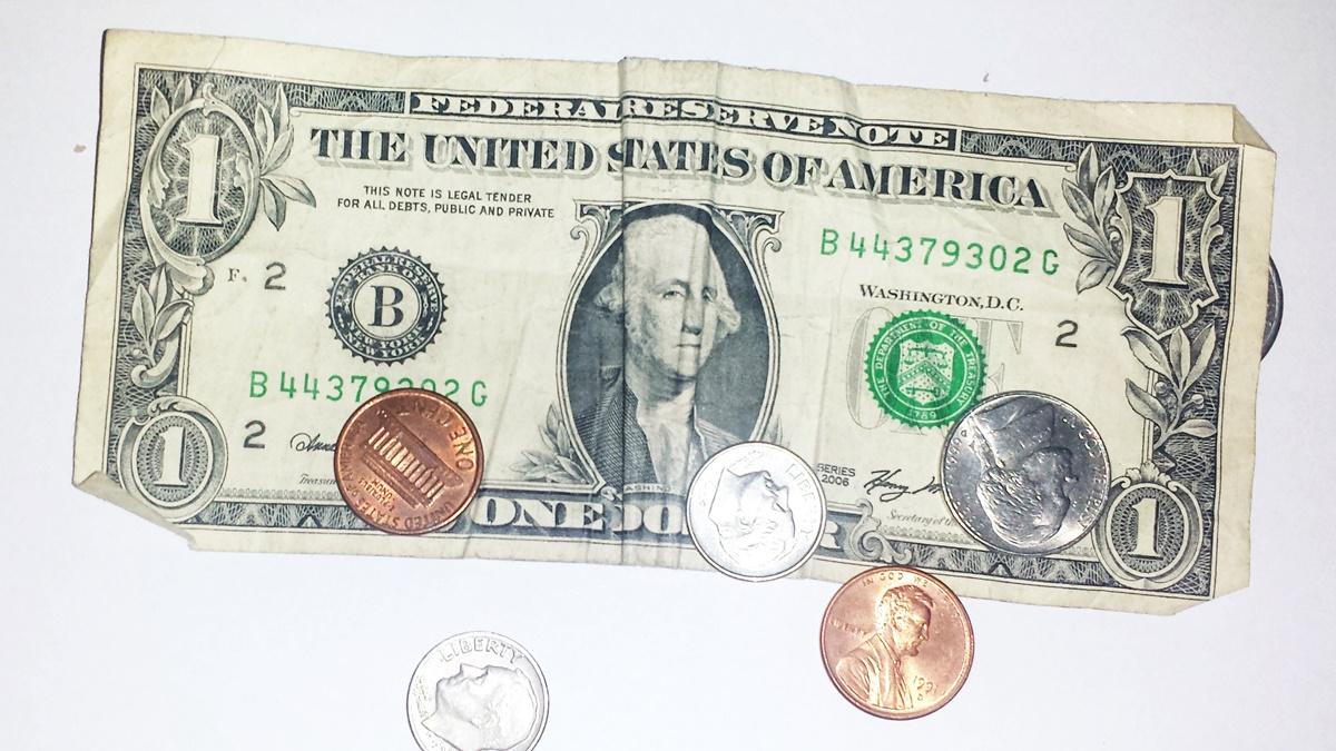 Americké dolary | © Petr Novák