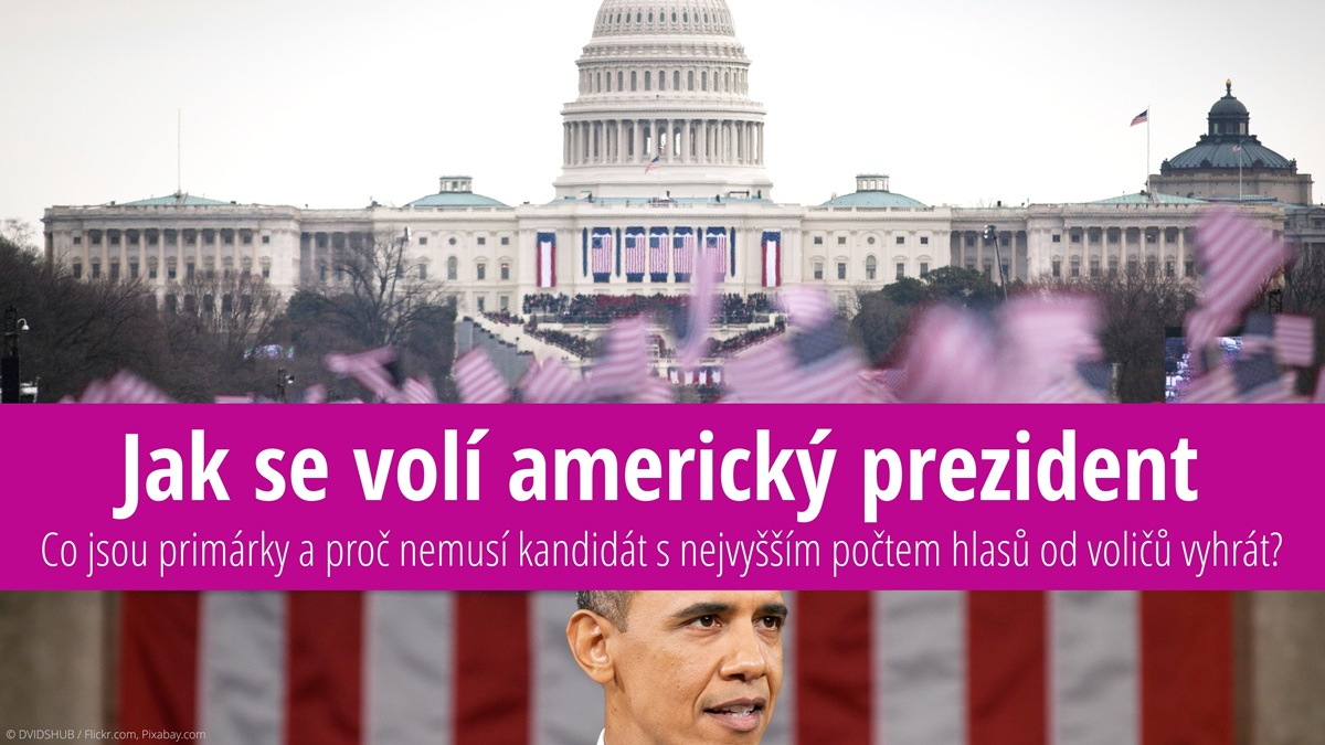 Prezidentské volby v USA: Jak se volí americký prezident?   © DVIDSHUB / Flickr.com, Pixabay.com