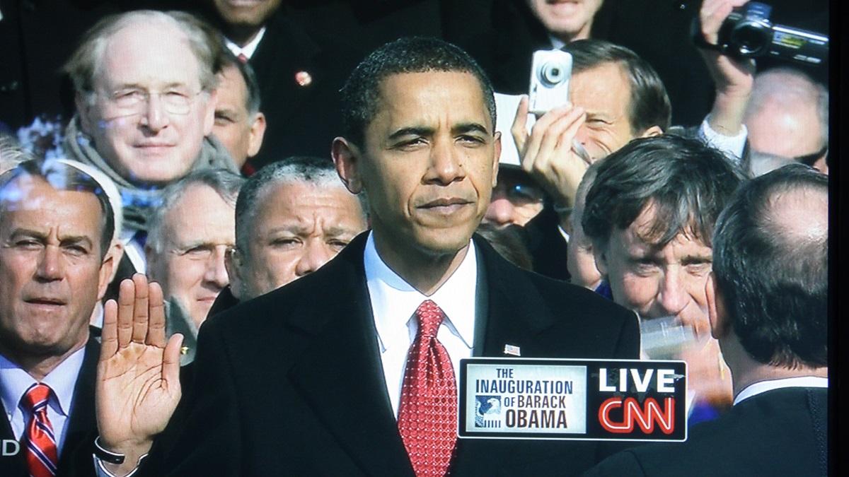 Inaugurace prezidenta USA   © Fabrice Florin/Flickr.com