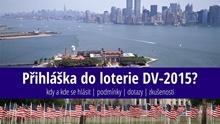 Přihláška do loterie oZelenou kartu do USA (DV 2015) – instrukce azkušenosti