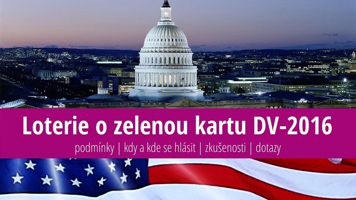 DV Diversity Visa 2016 Lottery | © Mike Mozart
