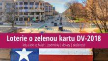 Přihláška do loterie ozelenou kartu do USA (DV 2018) – návod, instrukce azkušenosti