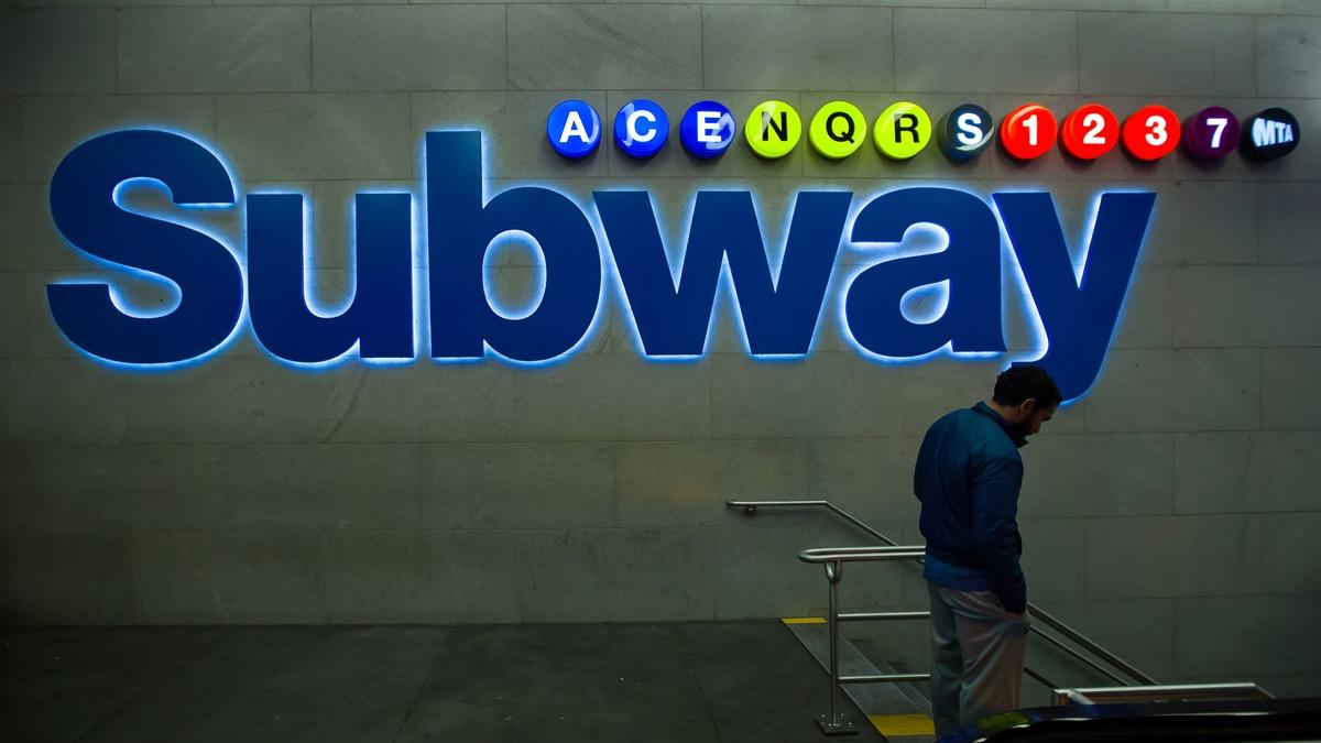 Linky metra v New Yorku | © barsen