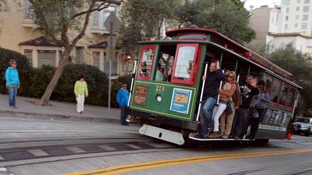 Cable Car San Francisco | © Petr Novák