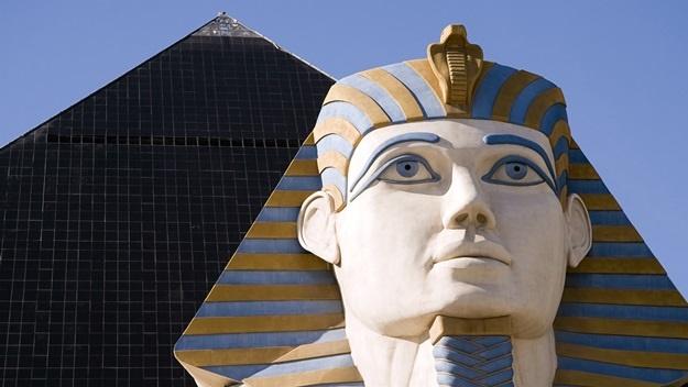 Luxor Las Vegas | © ADTeasdale