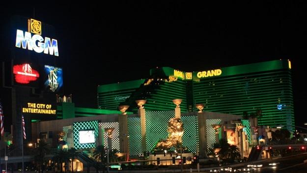 MGM Grand Las Vegas | © dherrera_96