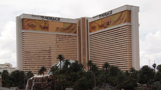 Mirage Las Vegas | © rickpilot_2000